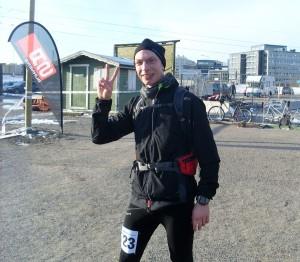 Fredrik efter Ursvik Ultra