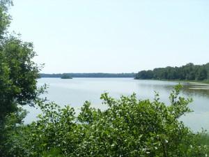 Utsikt över Snogeholmssjön