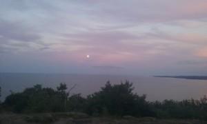 Månsken över Stens Huvud